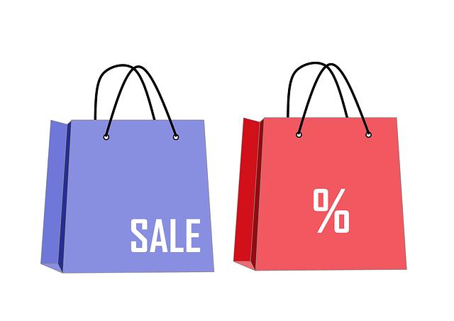 nakupování se slevou