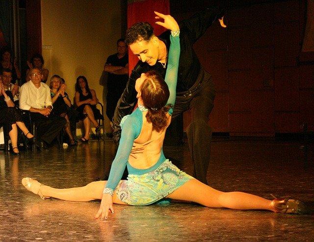 taneční závody
