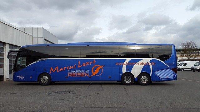 autobus na dovolenou