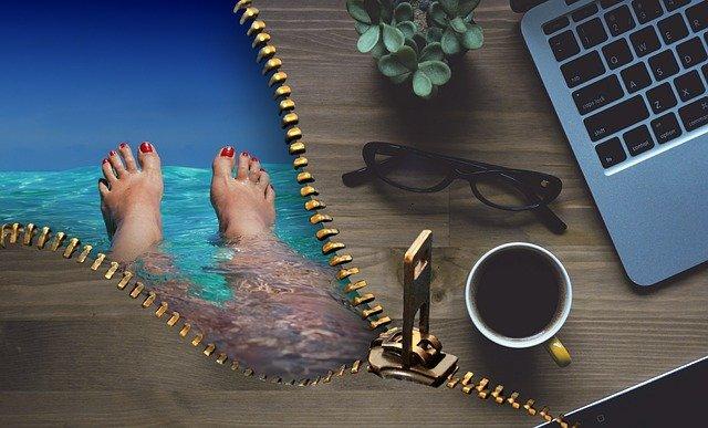 plánívání dovolené