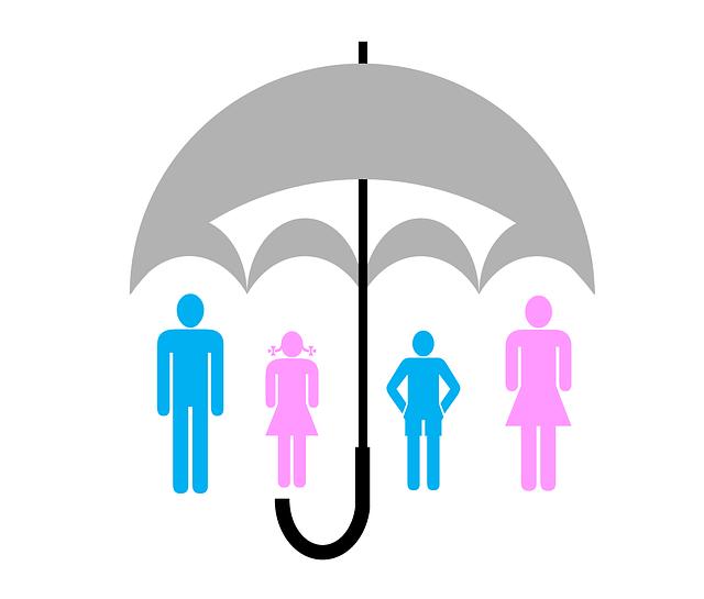 pojištění rodiny