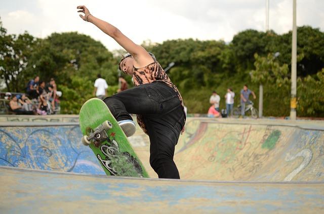 rampa na skateboardy