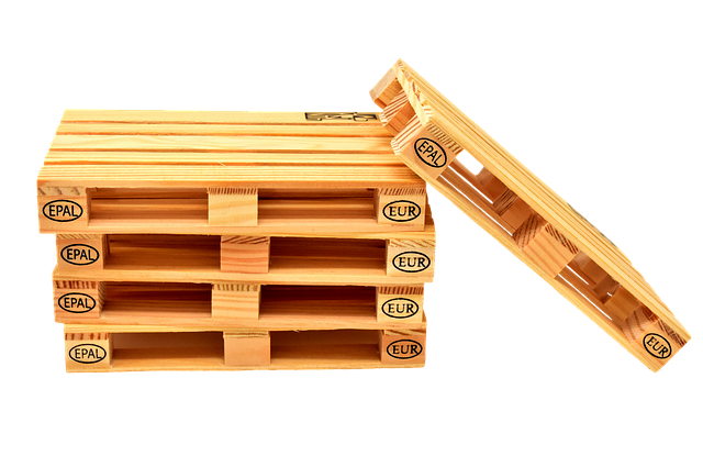 dřevěné palety