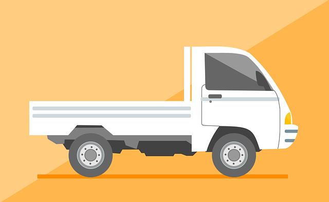 Nákres kompaktního užitkového vozidla