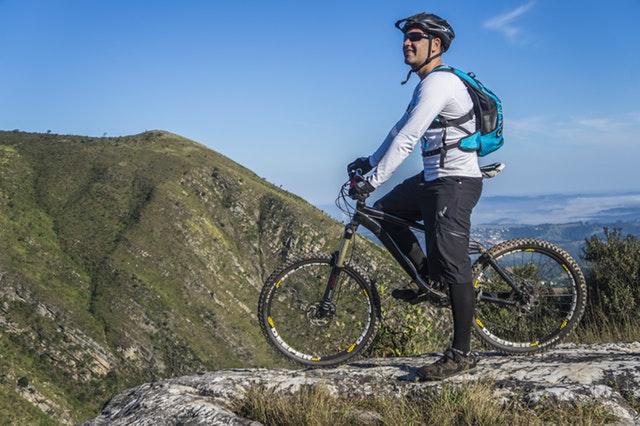Cyklistika na horách