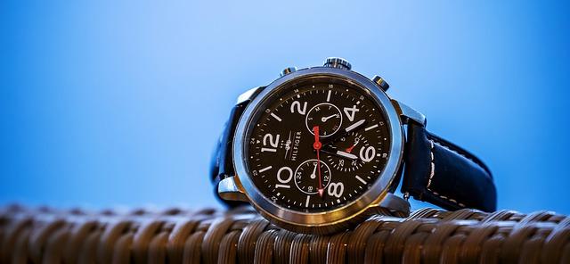 Detail-pánské hodinky