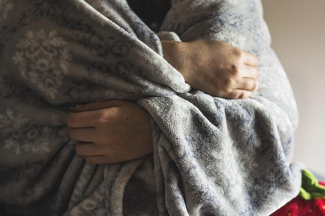 zachumlání do deky