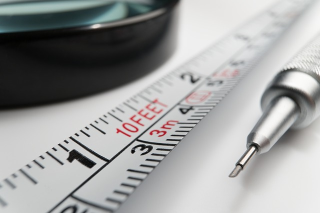 Metr a zapisování tělesných proporcí