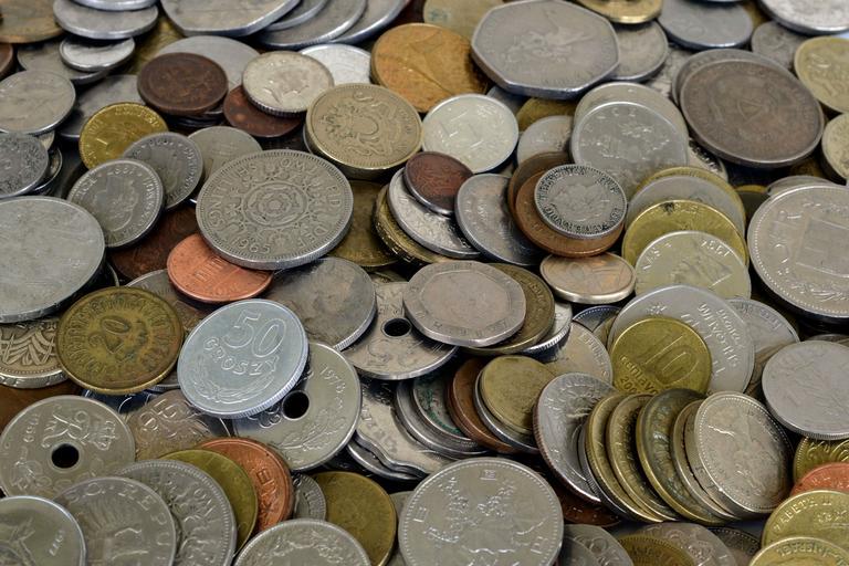 mince na hromádce