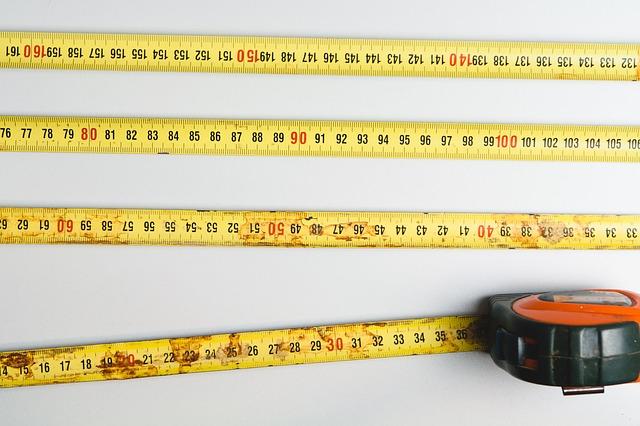 měření vzdálenosti