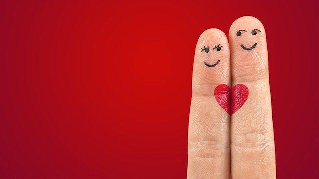 znázornění zamilování
