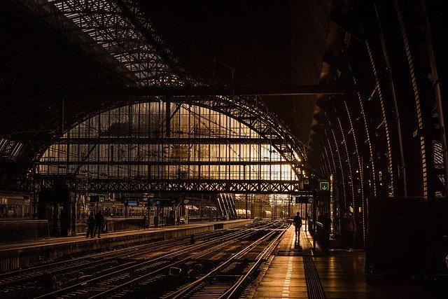 velké vlakové nádraží